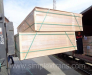 Railway freight transportation from Russia to Iran