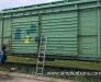 Rail freight transportation to the station of Ulan Bator, Tolgoit, Zamyn-Ude (Mongolia)