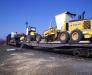 Transport sur le chemin de fer des engins de chantier de Turquie vers les pays de la CEI