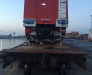 Transportarea pe cale ferata a vehiculelor in Afganistan