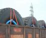 Transport de anvelope de diametru mare din Europa