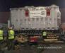 Transport feroviar de transformatoare și echipamente electrice din Europa, Turcia către țările CSI
