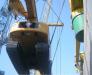 Transportarea echipamentelor de foraj si screening