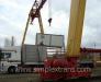 Livrarea echipamentelor din Europa în Rusia, Kazahstan, Uzbekistan, Tadjikistan, Kârgâzstan, Azerbaidjan, Turkmenistan