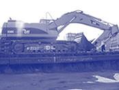 Transportation of extra-sized, oversized and heavyweight cargo